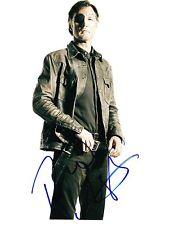 David Morrissey ++ Autogramm ++ The Walking Dead ++ Centurion + Basic Instinct 2