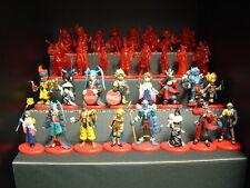 Final Fantasy X Coca Cola Complete Set of 32 Figures Lulu Yuna Wakka Tidus etc.
