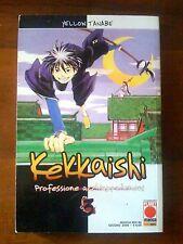 KEKKAISHI (Professione Acchiappademoni) n. 3 ed. PANINI
