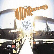 FREE US SH (int'l sh=$0-$3) NEW CD Monkees: Live Summer Tour Live