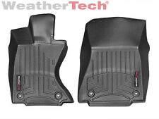WeatherTech FloorLiner for Lexus IS Sedan w/ AWD - 2014-2016 - 1st Row - Black