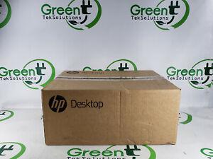 Brand New HP ProDesk 600 G3 SFF Desktop i7-6700 3.4GHz 8GB 256GB SSD DVD W7