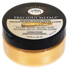 18 Karat Gold Metallic Finish & Leafing Paint 18k Precious Metals Testors 45518