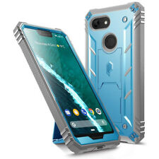 """Poetic Revolution """"360 Degree Protection"""" Case For Google Pixel 3 XL Blue"""