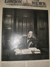 Photo article Canada Liberal Party leader Lester Pearson 1963