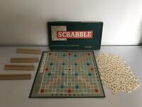 Vintage Travel Scrabble family board game Spears Games