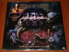 CRADLE OF FILTH GODSPEED ON THE DEVIL'S THUNDER 2x LP VINYL *LTD EU RR PRESS New