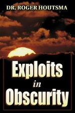 Exploits in Obscurity