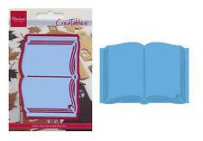 Marianne Design Creatables Buch LR0253 Stanzschablone stanze Book Cutting die