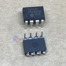 50PCS TC4421CPA Encapsulation:DIP8,9A High-Speed MOSFET Drivers