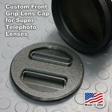 Custom Front Grip Lens Cap for Canon EF 600mm f/4.0L USM (Non-IS Only)