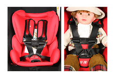Baby Chest Safe Harness Car Seat HOUDINI Stop Strap Lock Safety Buckle Clip