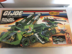 G.I Joe ARAH 1988 ROLLING THUNDER Parts Lot Large YOU PICK COMPLETE YOURS!!