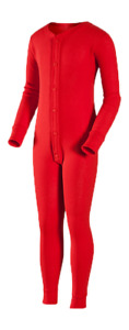 Indera 765US RD Youth Unionsuit