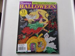 just cross stitch 2017 halloween magazine