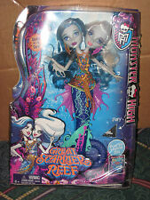 2015 MONSTER HIGH DOLLS-  GREAT SCARRIER REEF- THE TWINS PERI & PEARL SERPENTINE