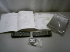 Convergence Chips 4 STK392-110 +Schematics, Manuals 2 extra Remotes WOW!