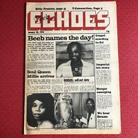 Black Echoes 28 Jan 1978 Best Reggae Albums of 1977, Johnson Brothers, DJ Rogers