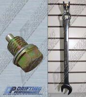 TC SPORTLINE MAGNETIC OIL DRAIN PLUG FOR HONDA PRELUDE RIDGELINE S2000