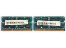 Ramaxel 4GB DDR3 SDRAM SO-DIMM PC3 Memory Module for Laptop Computer