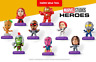 MARVEL STUDIOS HEROES Happy Meal Toys 1-9  McDonalds OCT 2020 + Complete Set #GG