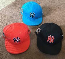 2017 All Star Game HR Derby New York Yankees Orange New Era Fitted Hat 7 1/2