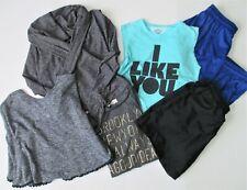 Girls Clothing Bundle Lot Size 8/10 Mixed Shorts Tops H&M Ivivva abercrombie
