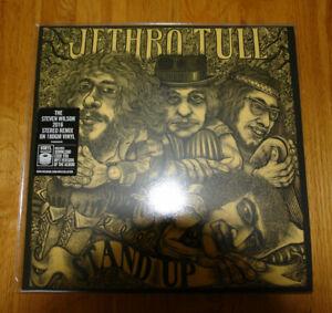 Jethro Tull - Stand Up (1968) Steven Wilson Anniversary Remix Vinyl LP *AS NEW*
