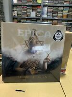 Epica 2 LP Omega 2021 Limited Edition Marbled Vinyl Versiegelt