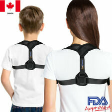 Adjustable Posture Back Support Corrector Clavicle Straight Shoulder Brace Strap