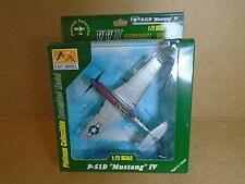 EASY MODEL WWII AIRCRAFT SERIES P-51D MUSTANG IV 1:72 SCALE NEW IN BOX