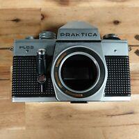 Spares / Repairs Only Praktica PLC3  M42 Screw Mount Film Camera Body SLR