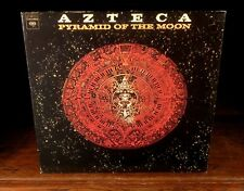 AZTECA «Pyramid of the Moon» Orig.COLUMBIA 1973»Latin Psych-Funk Classic!<~NM(-)