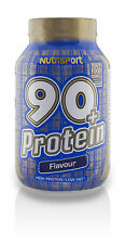 NUTRISPORT 90+ WHEY PROTEIN %7c LOW CARB %7c ALL FLAVOURS & SIZES %7c 908G %7c2.5KG%7c 5KG