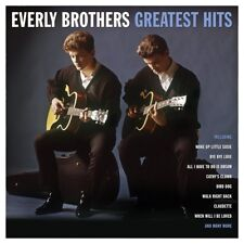 Everly Brothers Greatest Hits Wake Up Little Susie Cathys Clown 180g LP Record