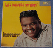 Fats Domino Swings Imperial LP 9062 High Fidelity Record Blueberry Hill Fat Man