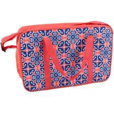 Gerimport kühltasche 40 x 30 cm 18 Liter Polyester blau/rot
