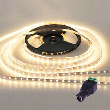 10M SMD 3528 Warm White 600LEDs Flexible LED Strip Light DC12V For Home Decor