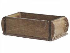 Ziegelform Backsteinform Holz Kiste Box Deko Landhaus Nostalgie Vintage Rost
