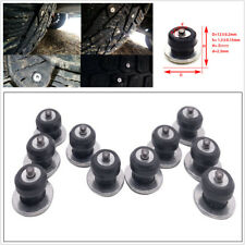 100 x Car SUV Motorcycle ATV UTV Tire Studs Spikes Screws Increase Tire Friction