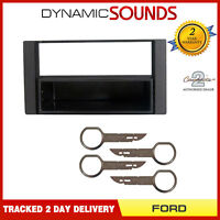 CT24FD10 CD Radio Stereo Surround Fascia Panel Adaptor For FORD Focus