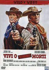 Dvd VIVI O PREFERIBILMENTE MORTI - (1969) WESTERN ......NUOVO