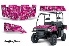 AMR Racing Polaris Ranger 500/700 UTV Graphic Kit Wrap Decal Part 04-08 BFLY WP
