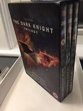 Batman: The Dark Knight Trilogy - UK Region 2 DVD Box Set (6 DVDs)