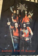 Dark Funeral Poster Flag 75 X 110 Cm Rare