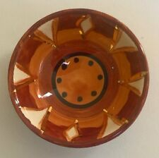 "Gorgeous Limpopo Ceramics ""Gold Sun"" Ramekin - New"