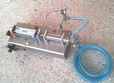pneumatic liquid filler filling machine for shampoo/oil/water/perfume,900-5000ml