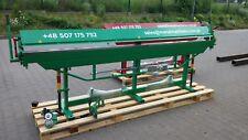 3100mm / 3 meter Abkantbank Kantbank Biegemaschine + Rollenschere
