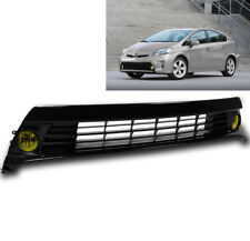 2012-2015 TOYOTA PRIUS YELLOW BUMPER FOG LIGHT+HARNESS+SWITCH KIT W/GRILLE GRILL