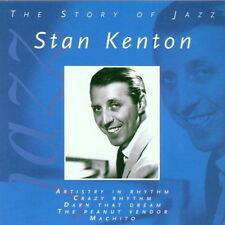 Stan Kenton the story of Jazz (Darn That Dream) 2000 CD EMI